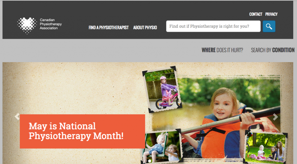 national-physiotherapy-month